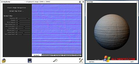 Screenshot CrazyBump Windows XP